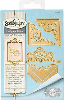 Spellbinders Graceful Corners One Etched/Wafer Thin Dies