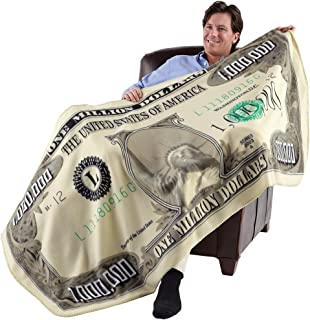 Milion Dolar Fleece Throw Blanket (71