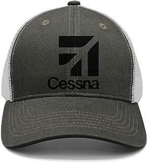 Unisex Men Cessna-Logo-Symbol- Cool Pop Singer Cap Hats Running