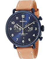 Shinola Detroit - 43 mm Canfield 2 Eye Chrono