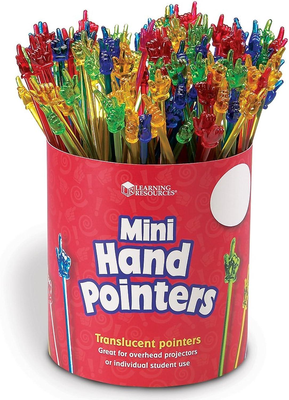 MINI HAND POINTERS SET OF 100
