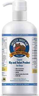 Grizzly Joint Aid Liquid Form for Dogs (32 oz)