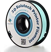 3D Solutech Mint 3D Printer PLA Filament 1.75MM Filament, Dimensional Accuracy +/- 0.03 mm, 2.2 LBS (1.0KG)
