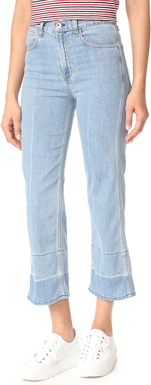 Rag & Bone JEAN Women's Lou Crop Jeans