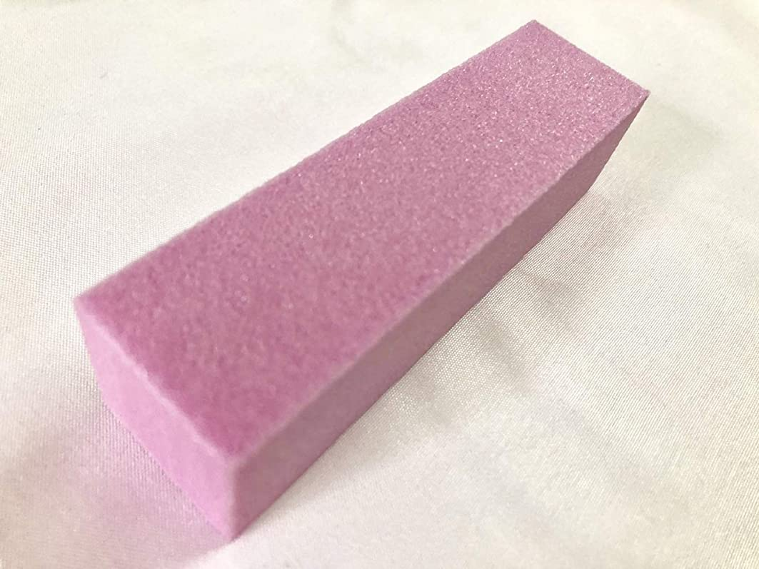 魅力的同じ削るスポンジ ネイル ファイル 4本セット マニュキュア ネイル ジェルネイル カラフルなスポンジやすりです 使用用途: ネイルファイル 角質とり 刃物のやすり
