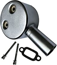 Aluminum Muffler for ZENOAH G260PU Gasoline RC Airplane Engine