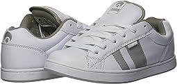White/Light Grey/White