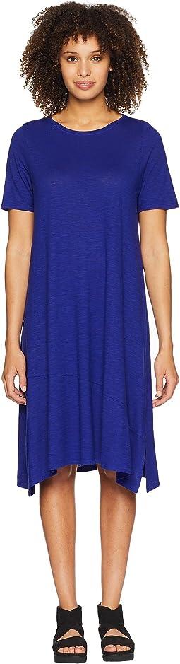 Jewel Neck Dress