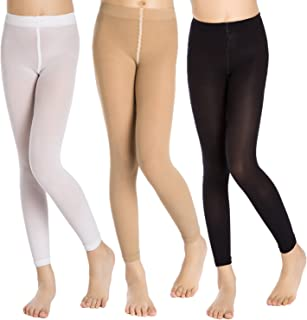 Best tan footless dance tights Reviews