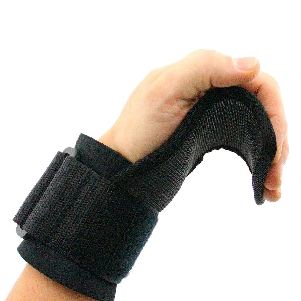 サミット同様のドラフトS.K.I パワーグリップ トレーニング グローブ 引き裂き強度130㎏ 握力 サポート 筋トレ 高いグリップ力 効率よく筋肉を鍛えたいあなたへ 左右2個セット