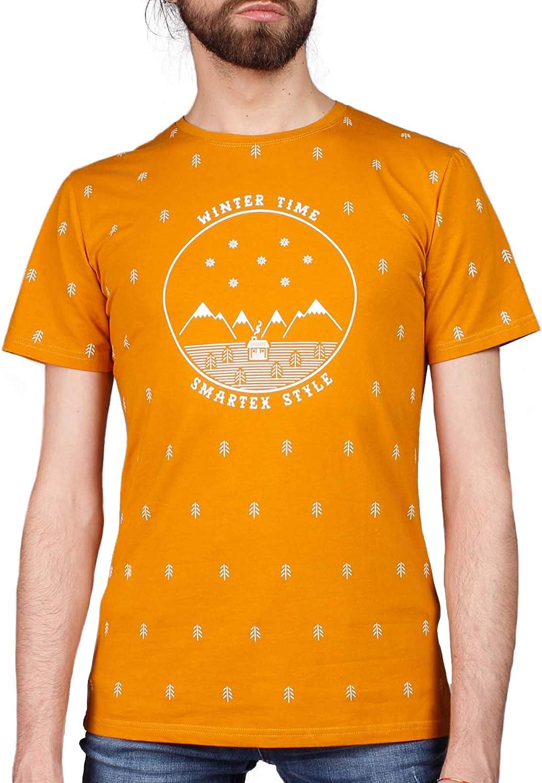 Camiseta Antimanchas y Antiolores Hombre Smartex – Camiseta ...
