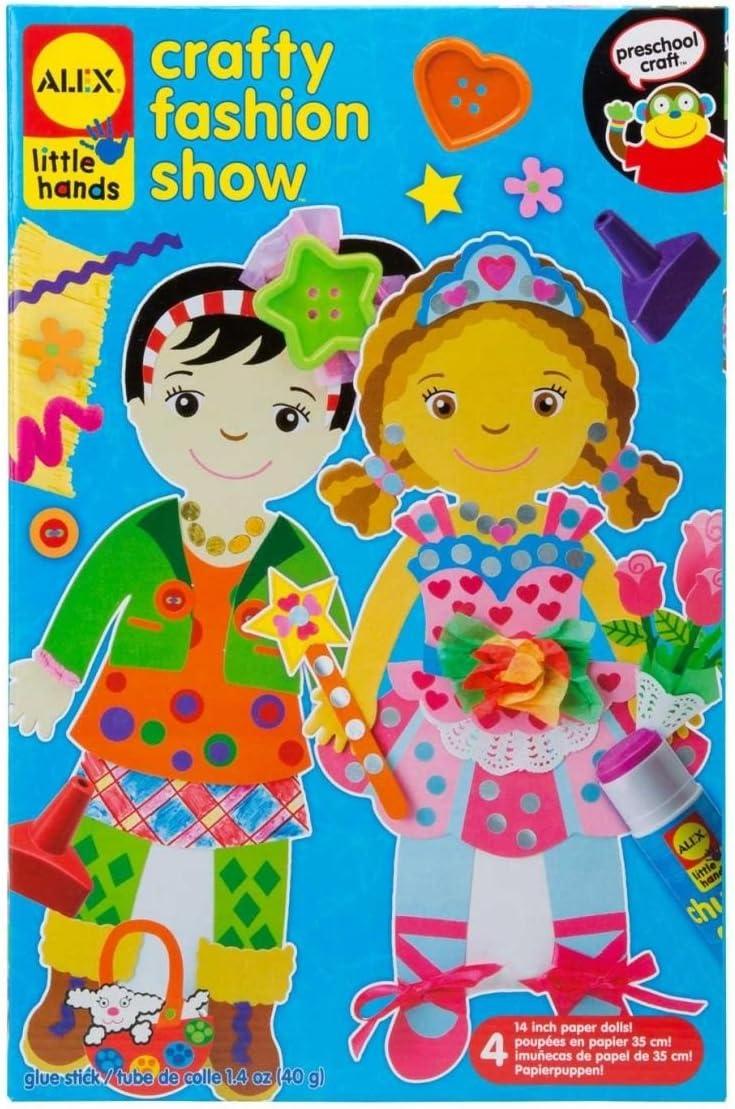 ALEX Toys Little Hands Crafty Chicago Mall Denver Mall Fashion Show