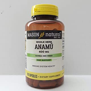 Anamu 400 mg 450 mg 100 Capsules