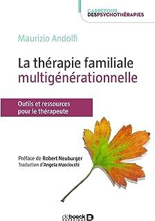 comprar comparacion La thérapie familiale multigénérationnelle : Outils pour le thérapeute (Carrefour des psychothérapies) (French Edition)