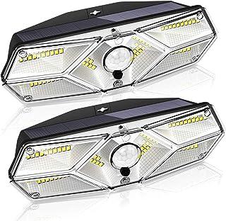 Keenso Linterna Frontal Luces LED de 3W Parpadea Rojo para Actividades al Aire Libre