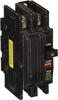 Protech 425083 50 Amp 2 Pole Circuit Breaker