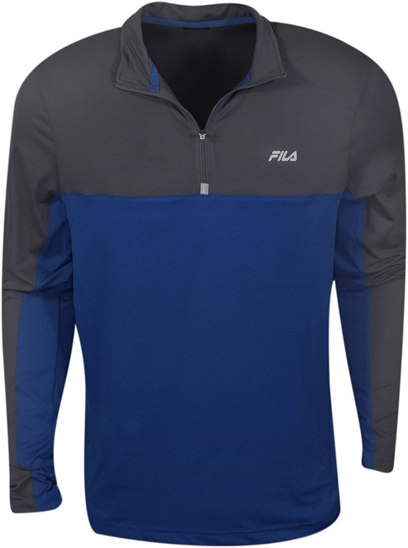 Fila Men's First Down Half Zip Shirt