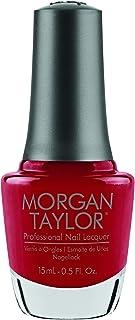 Morgan Taylor Gel de manicura y pedicura (Who Nose Rudolph?) - 15 ml.