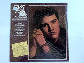 Elvis 50th Anniversary Special Extended Play Edition 10