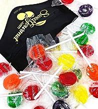 SweetGourmet Assorted Fruit Sugar Free Jolly Pops   Gluten Free Lollipops   7oz