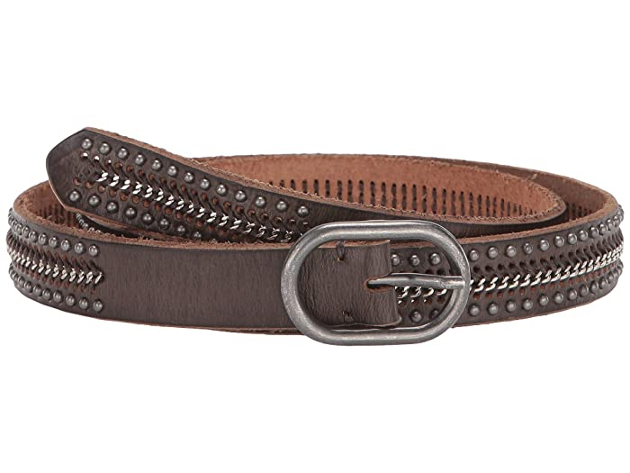 Amsterdam Heritage 25009 Studded Leather Belt