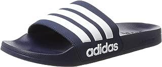 adidas 男式 CF adilette 人字拖鞋