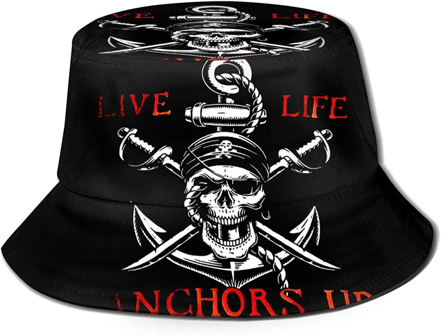 My Boat Rules Ranking TOP18 shopping Bucket Hat Summer Unisex Packable Sun Fishe