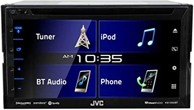 JVC KW-V350BT Multimedia Receiver with Bluetooth