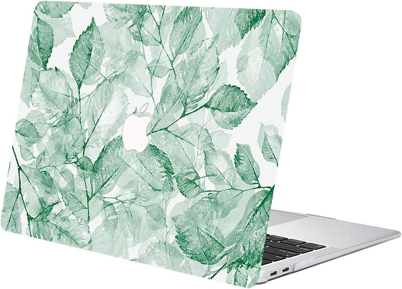 ACJYX MacBook Pro 13 Zoll H/ülle 2020 2019 2018 2017 2016 Release A2289 A2251 A2159 A1989 A1708 A1706 Glatte Kunststoffschutzh/ülle Mit Muster Laptop Abdeckung F/ür MacBook Pro 13 Holzmaserung