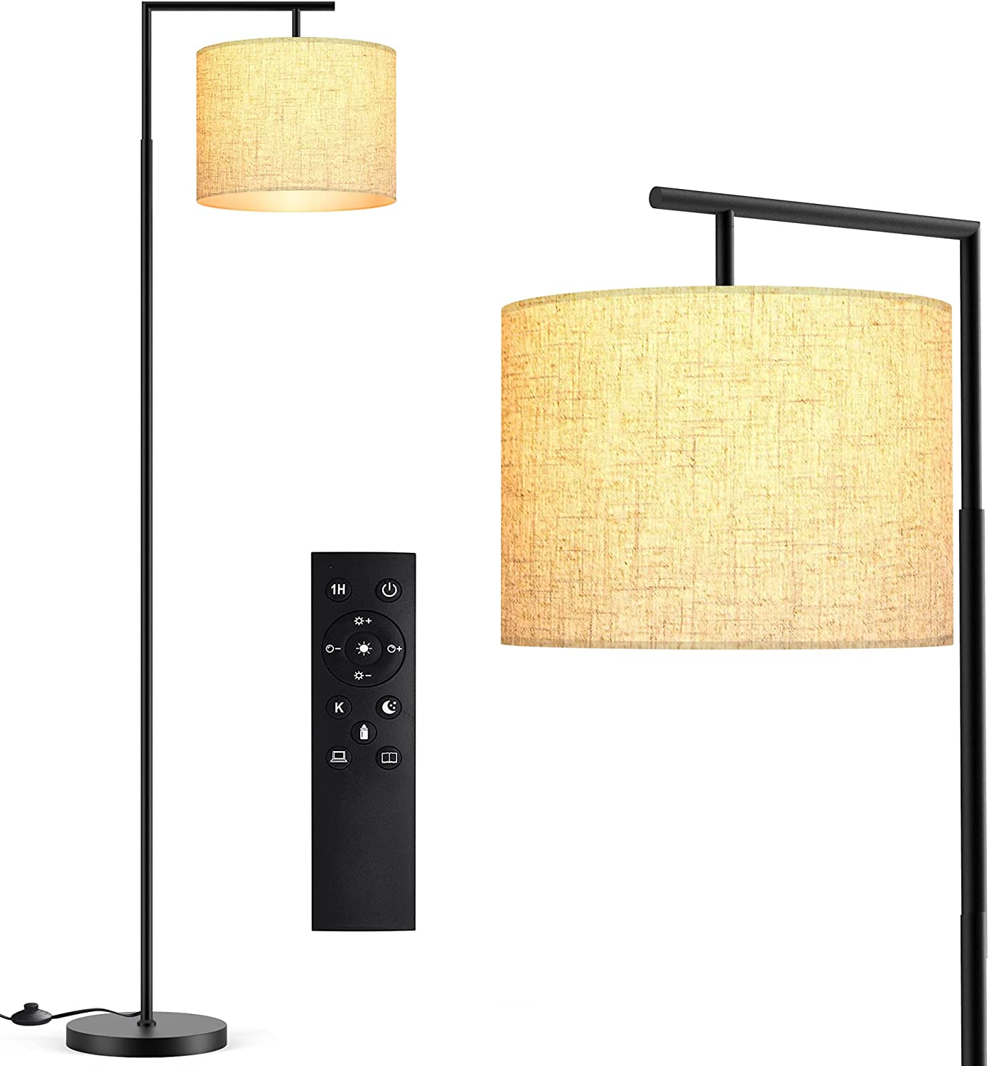 Classic Limited time trial price Floor Lamp for Living Room Control Remote LED with