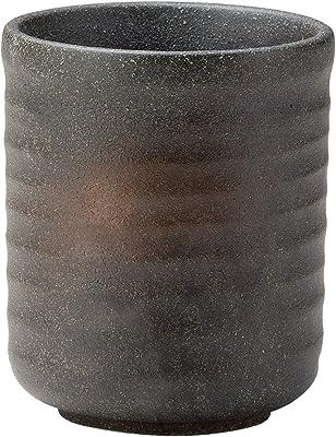 山下工芸 湯呑み 磁器 φ7×8.4cm(190cc) 備前吹六兵衛長湯呑 15023110