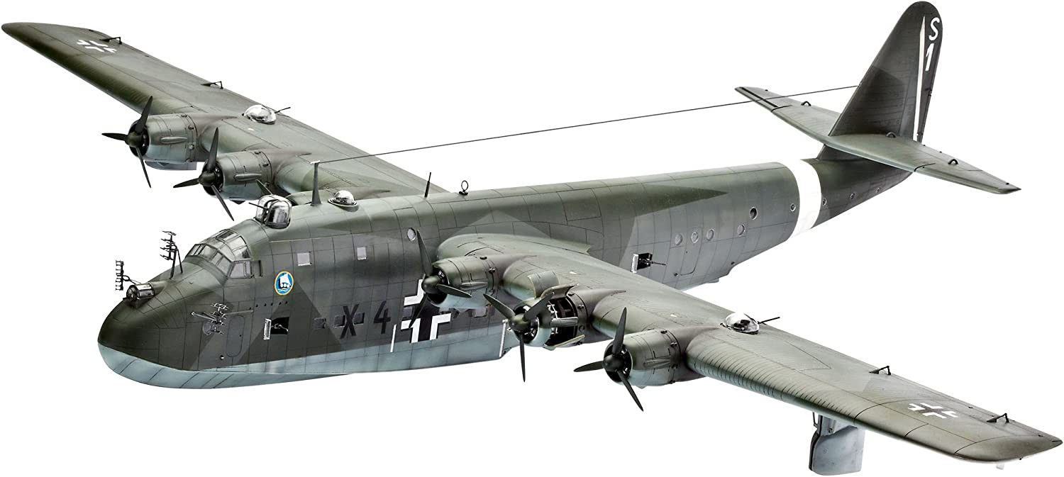 Revell Blohm & Voss BV222 'Wiking' (Scale 1 72)