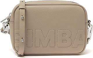 Leather logo crossbody bag 192BBTO1X