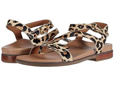 Aetrex Tia (Leopard) Women