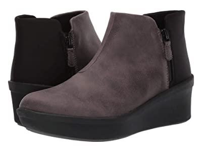 Clarks Step Rose Up (Grey Textile) Women