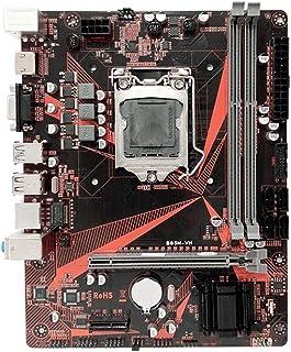ZChun - Placa Base para Ordenador de sobremesa B85M-VH, LGA 1150 USB 3.0 16G