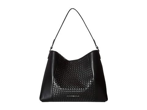 Emporio Armani Weave Tote Bag