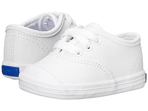 98aeddf7d791 Keds Kids Champion Lace Toe Cap 2 (Infant) at Zappos.com