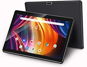 10.1 inch Tablet, Octa-Core Processor, Android 9.0 Pie, 32GB Storage, ZONKO 1200x1920 IPS HD Display Best for Watch Movie and Photo, 2.4GHZ-5GHZ WiFi, Black