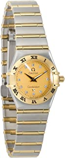 Women's 1262.15.00 Constellation Quartz Mini Two-Tone Watch