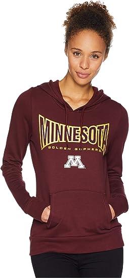 Minnesota Golden Gophers Eco® University Fleece Hoodie