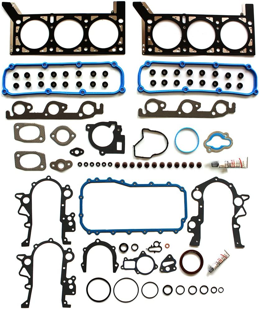 ECCPP Max 58% OFF Full Gasket Sets with Bolts Rep Long-awaited for Automotive Replacement