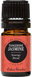 Edens Garden Tangerine Jasmine Essential Oil Synergy Blend, 100% Pure Therapeutic Grade (Highest Quality Aromatherapy Oils- Great For Massage & Skin Care), 5 ml