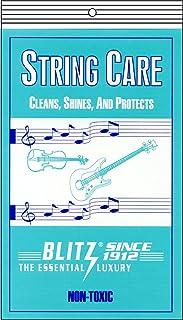 Blitz Polishing Cloth - Guitar String Care