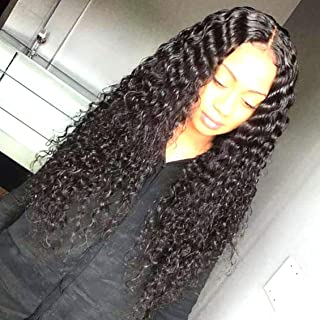 Best peruvian deep wave full lace wig Reviews