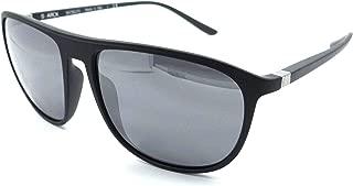 Mikli Sunglasses SH5010 0001/Z3 57x16 Matte Black - Silver Polarized