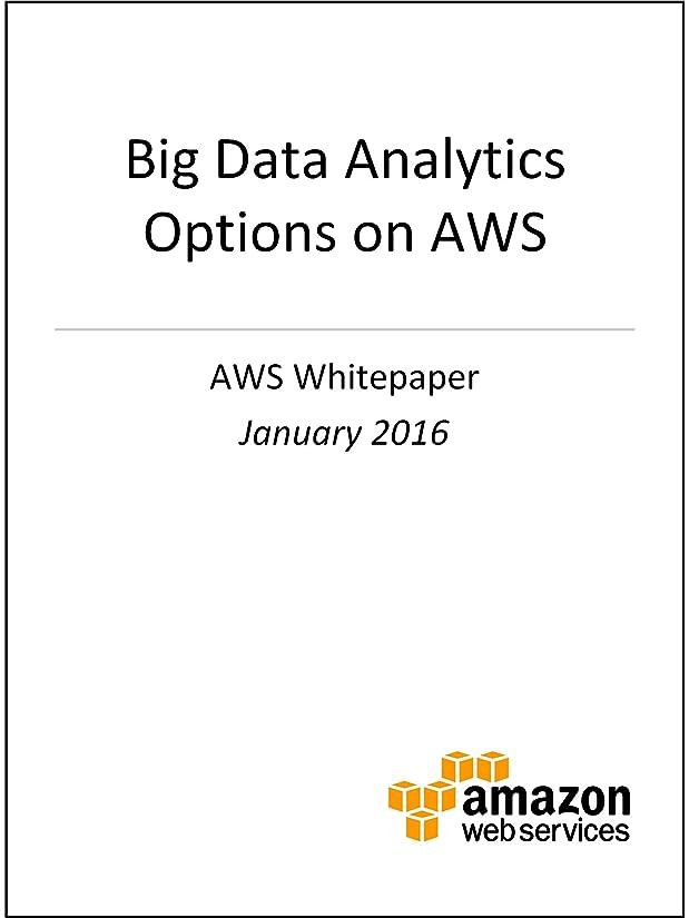 大工爆発カードBig Data Analytics Options on AWS (AWS Whitepaper) (English Edition)