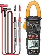 Funien ST180 4000 Contagens Alicate Amperímetro Digital Multímetro Alicate Multímetro Voltímetro Amperímetro AC DC Tensão ...