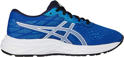 Asics Blue/White