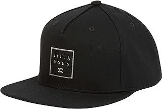 Men's Stacked Snapback Adjustable Hats